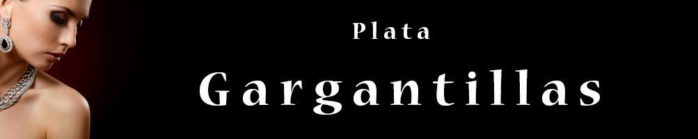Gargantillas Plata